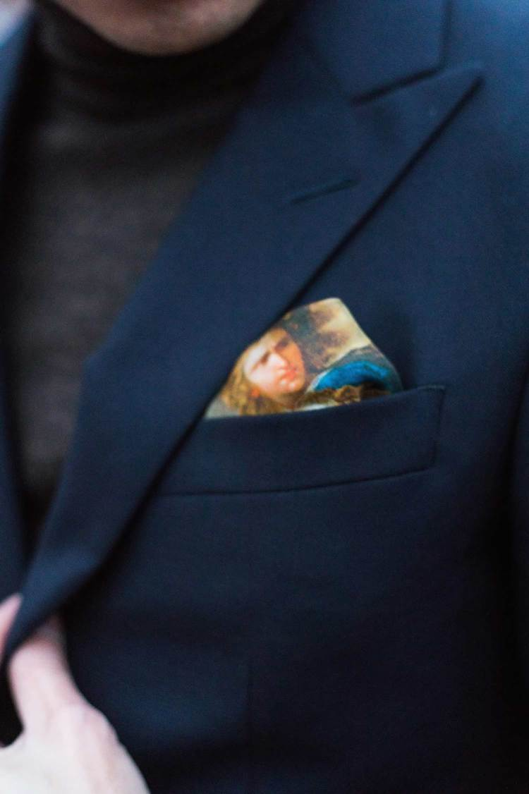 Rampley And Co Pocket Square Details 2   GENTLEMAN WITHIN