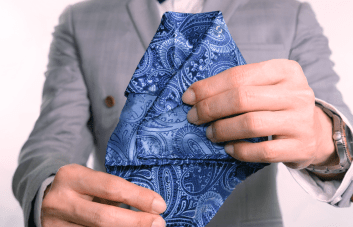 An easy guide to pocket squares