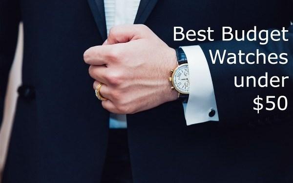 Best Watches for Men Under $50