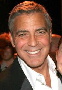 Celebrity Role Model George Clooney