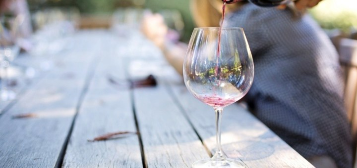 Stress Free Life Wine Family Friends