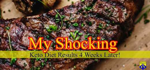 Keto Diet Results 4 Weeks