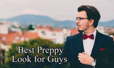 Great Preppy Look For Guys