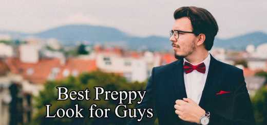 Preppy Look for Guys