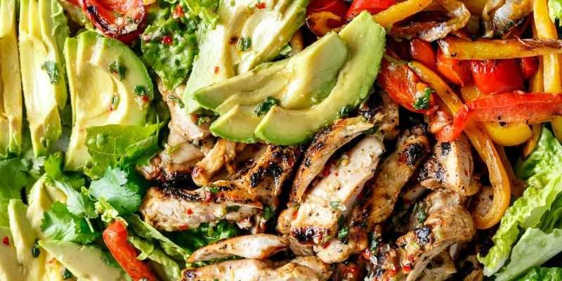 Incredible Keto Salads for Lunch