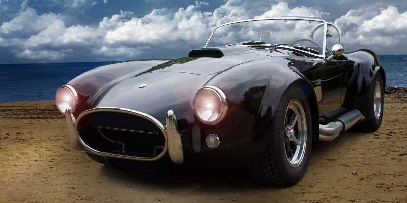 Preppy Midlife Crisis Cars - Shelby Cobra