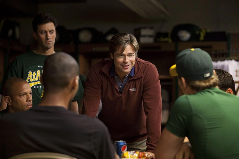Inspirational movies Moneyball