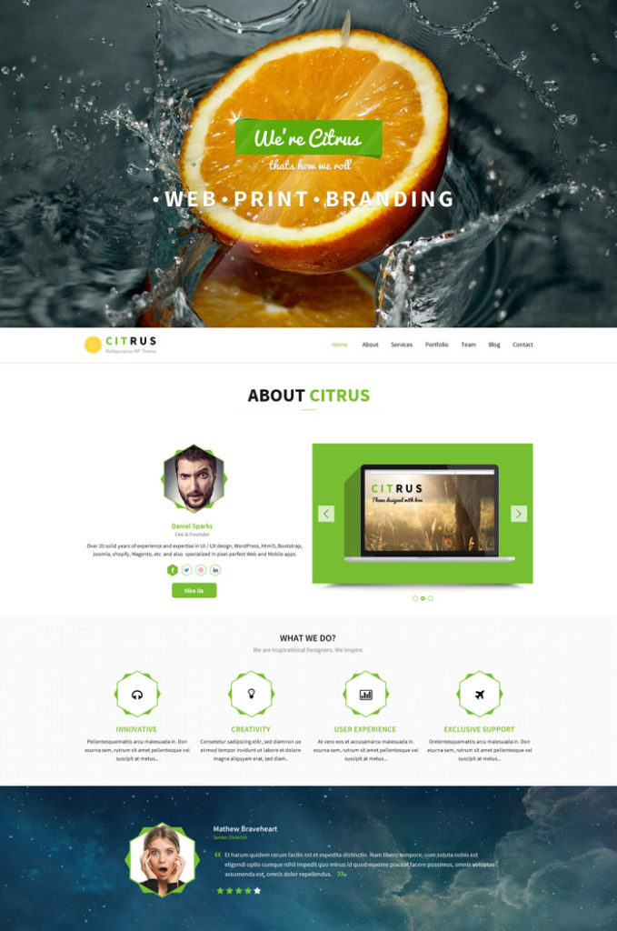 Top 10 Bootstrap single product eCommerce website templates