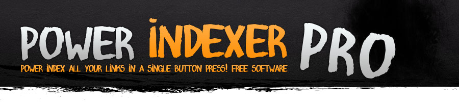 Index all your webpages in your website
