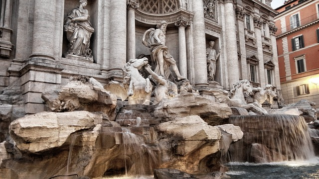 Did you know…The Three Coins and Trevi Fountain in Rome