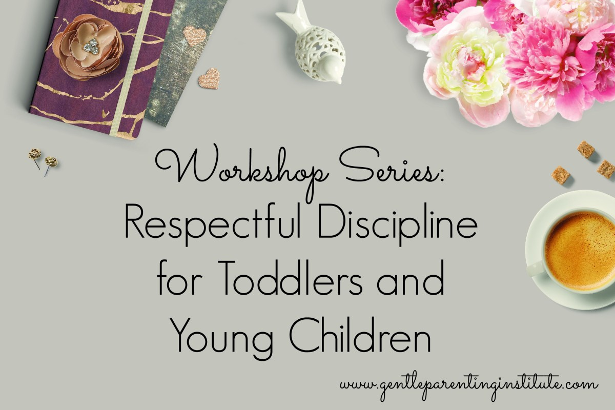 Respectful Discipline for Toddlers and Young Children