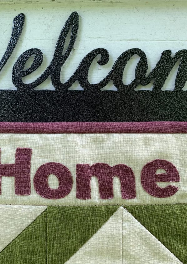Welcome Home – August
