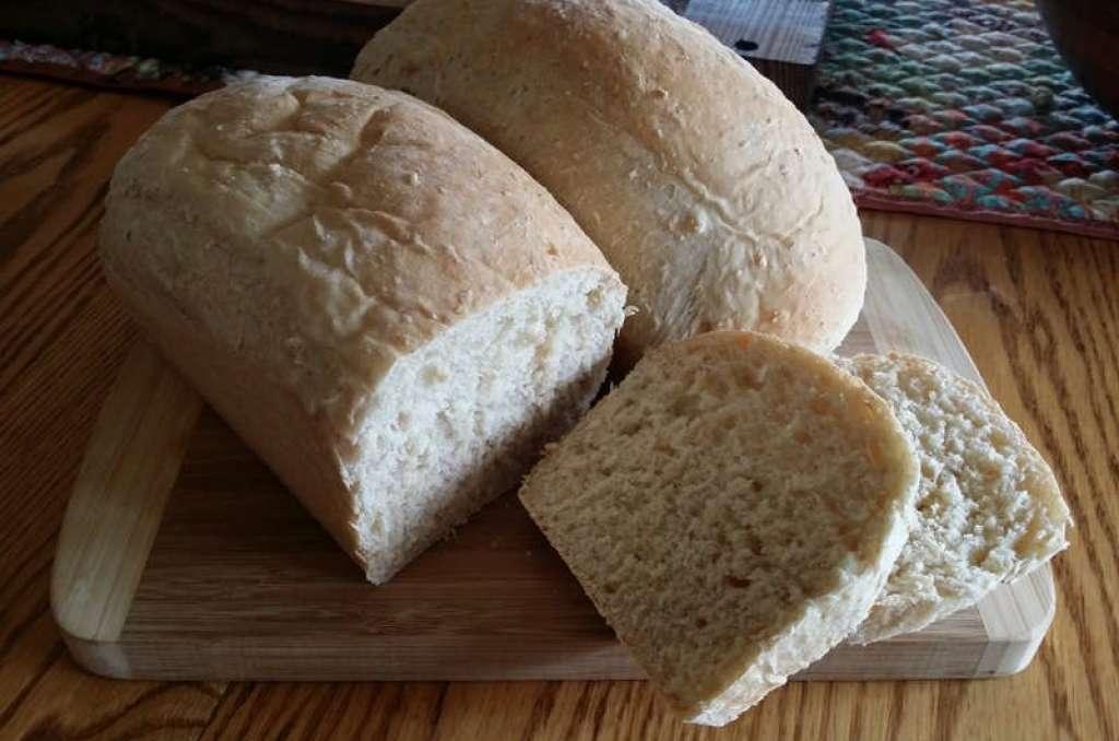 easy soft white bread recipe