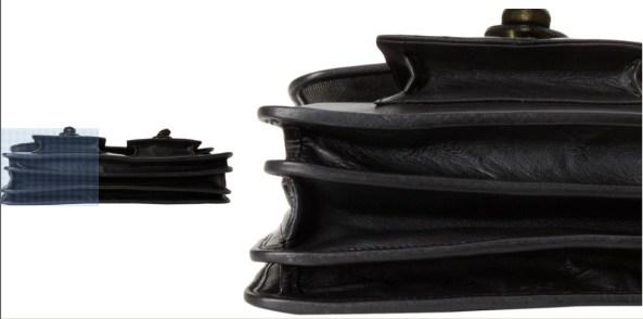 geanta de barbat, geanta de umar, geanta cu 3 compartimente si buzunare aplicate; inchidere catarame