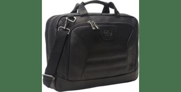 geanta neagra, servieta cu maner lung si detasabil pentru umar