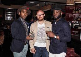 Max Twitty (@gentsamongmen), Eric Feliciano (@noblebreed), Julien Othneil (@the_OG)