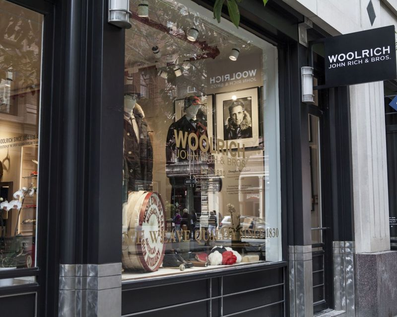 Woolrich Store Soho_Front-3