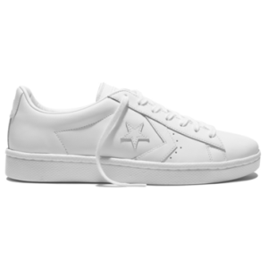 Converse Pro Leather – White on White