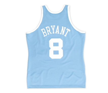 low priced 662cc 69172 Mitchell & Ness | Los Angeles Lakers | Kobe Bryant | 2004-2005 #8 |  Authentic Jersey | Light Blue