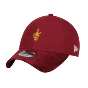 Cleveland Cavaliers New Era Maroon 2017 Official On-Court Collection 9TWENTY Adjustable Hat