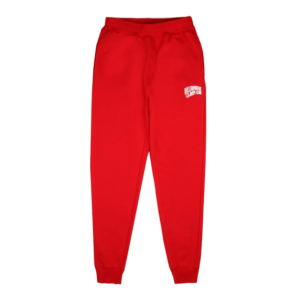 SMALL ARCH LOGO SWEATPANTS_RED