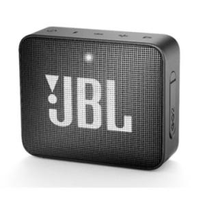 JBL Go 2 BT Speaker – Midnight Black