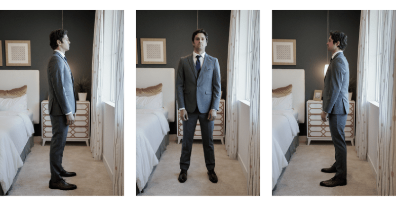 suit home try on
