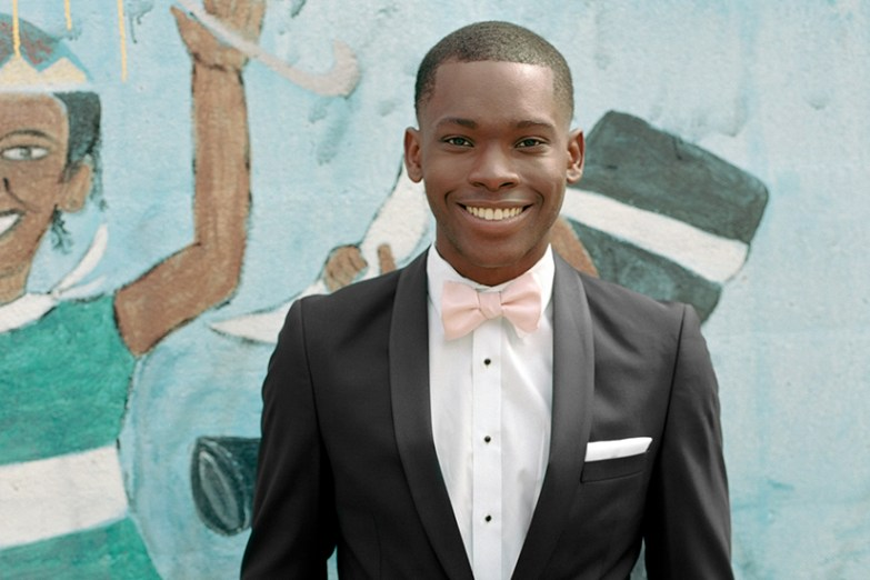 young man in generation tux tuxedo