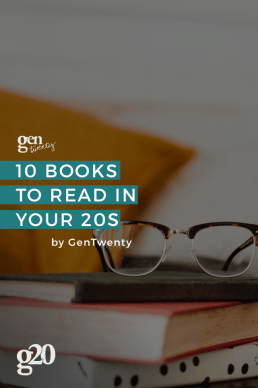 10 Books To Read In Your 20s