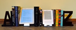 Showdown: E-readers vs physical books