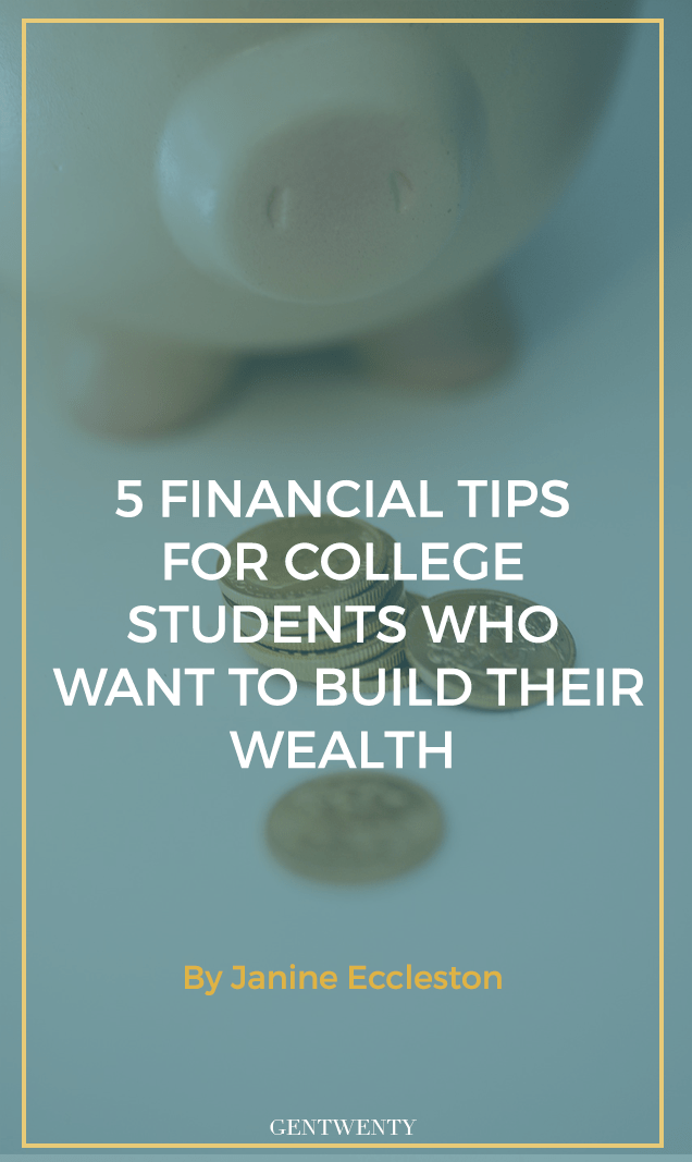 We know students have it rough when it comes to funds so we've pieced together five great tips on how to earn more money, and mitigate the total dollar amount of student loans you have!