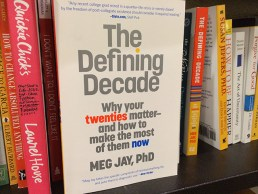 The Defining Decade: Why Your Twenties Matter