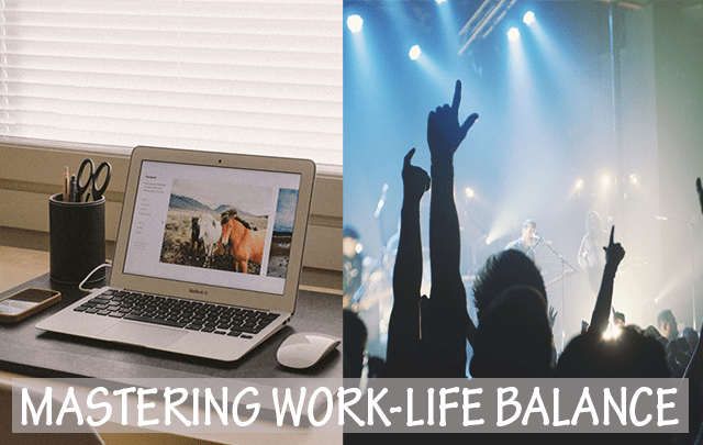 Keeping Work Life and Your Personal Life Separate