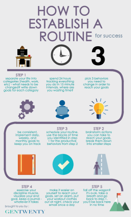 How to Establish a Routine