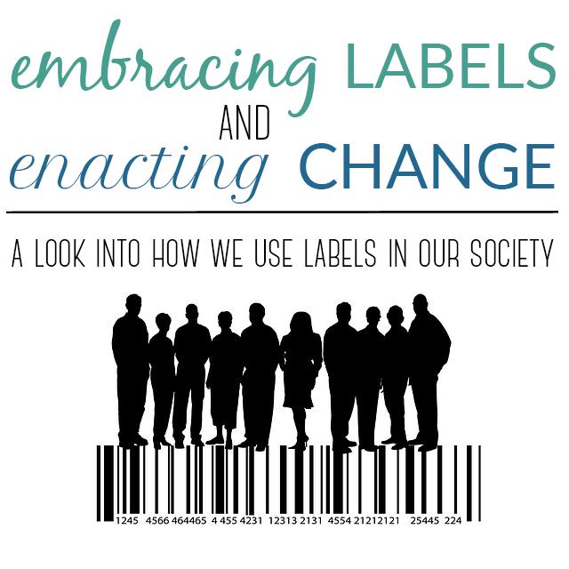 embracing labels