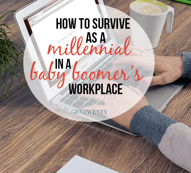 How to Deal as a Millennial in a Baby Boomer's Workplace