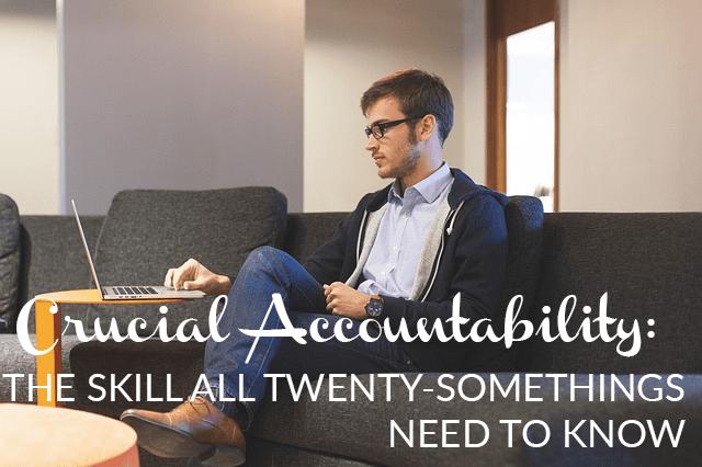 Crucial Accountablity