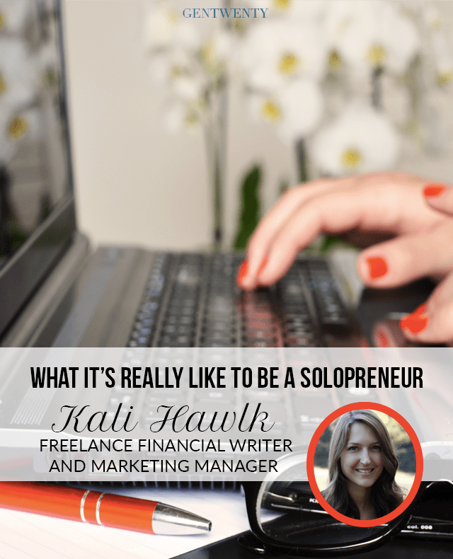 What It's Really Like to Be a Solopreneur with Kali Hawlk