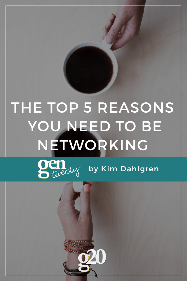 As a recent grad I've come to find out exactly what it takes to be successful in your career.  Yup, networking has played the biggest role in building my career. Click through for why + how to network successfully.
