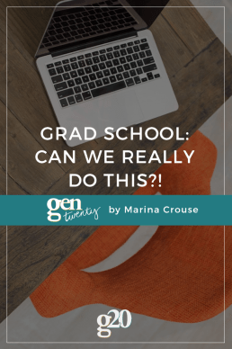 Applying to Grad School: Can We Really Do This?!
