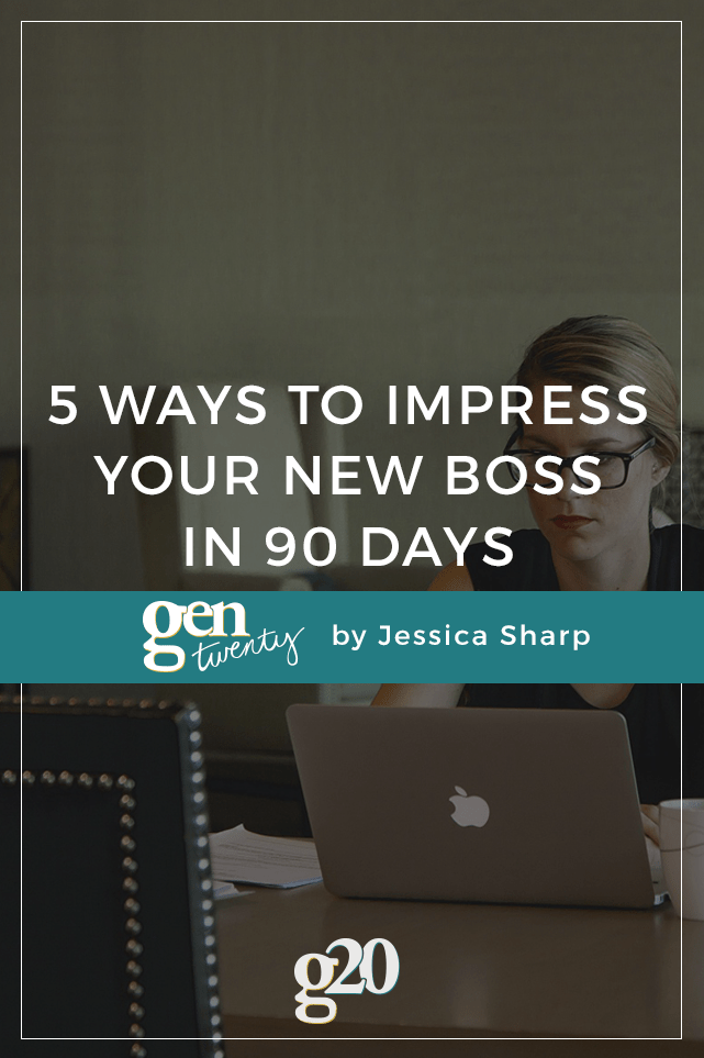 The first 90 days on the job can be the hardest. Impress your new boss and coworkers with these tips!