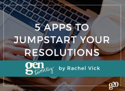 5 Apps to Jumpstart Your New Year's Resolutions
