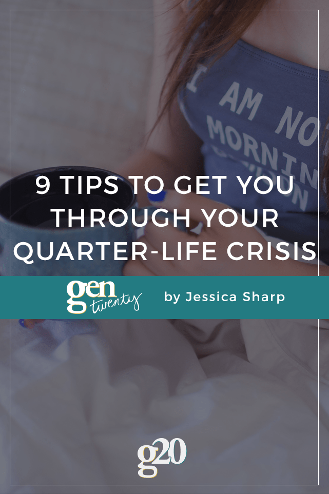 A QLC leaves you feeling unsatisfied and uncomfortable. When I went through mine, I did a lot of research on how to beat my blues and come out on the other side. Here are the top 9 things that worked for me.
