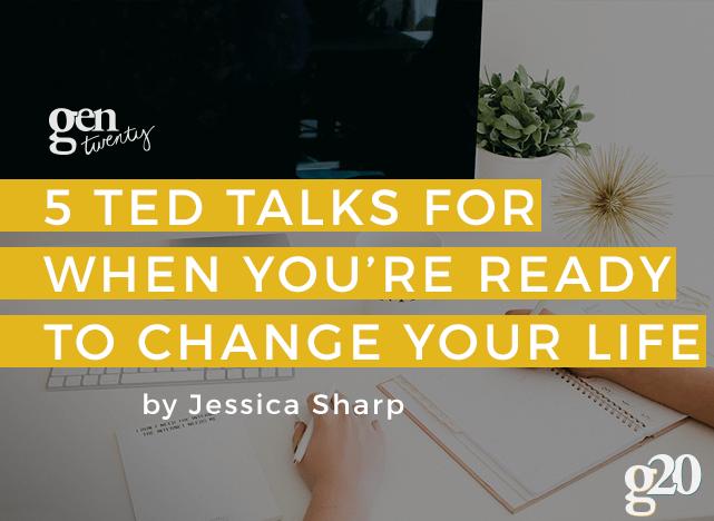 Day 4: Watch an Inspiring TED Talk
