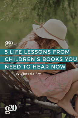 5 Life Lessons from Your Favorite Children's Books