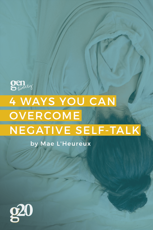 Day 29: Make a Note of Every Time You Speak Negatively To Yourself