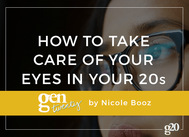 Did you know 3.2 million people go blind every year from UV exposure? Taking care of your eyes is important, too. #ThinkAboutYourEyes #IC #ad