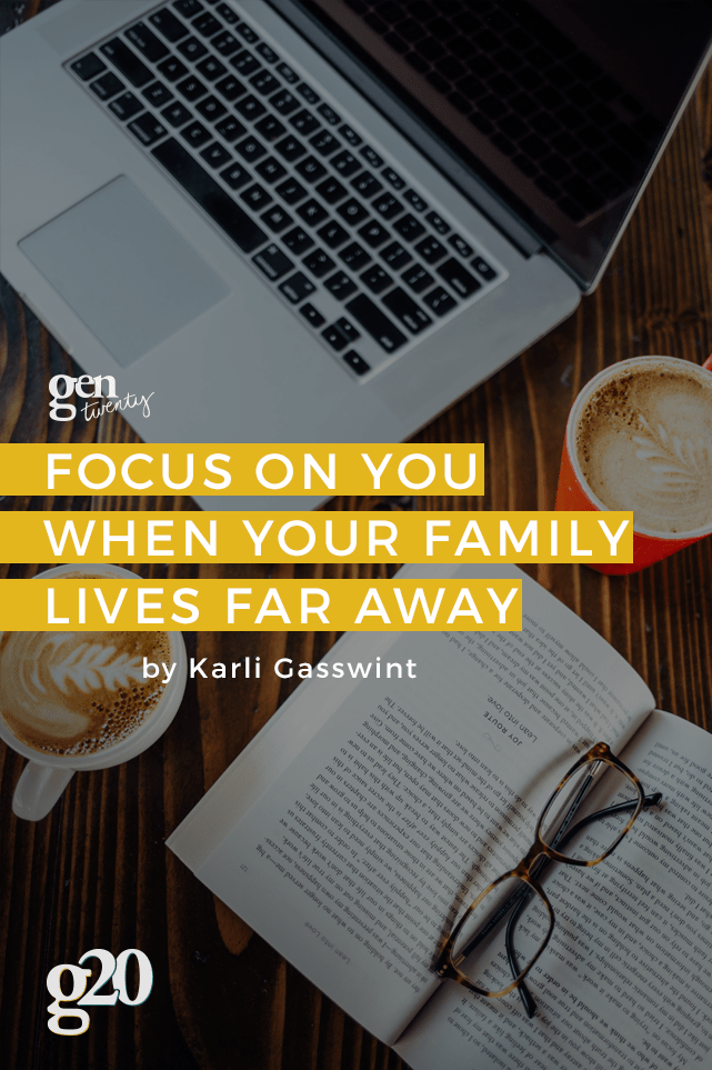 If you're living in a different city or state than your friends and family -- you're not alone. Here are 5 ways to focus on yourself when all you want to do is hang out with your best friend.