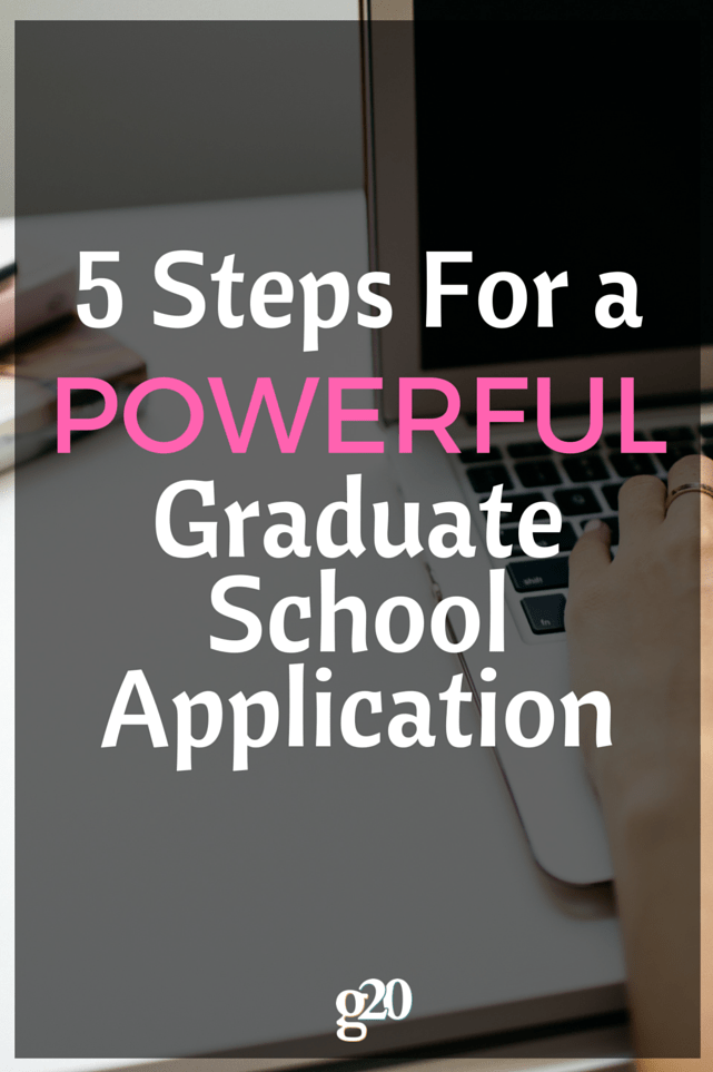 Thinking about graduate school in the next few years? These are the tips that will get you accepted into your top choices!