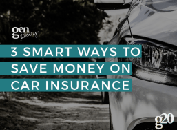 3 Smart Ways to Save Money on Car Insurance